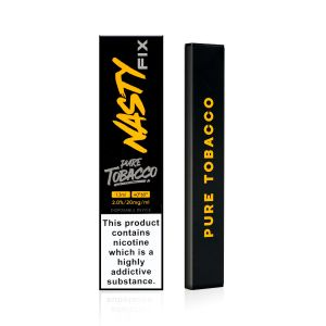 Nasty Fix Disposable Pod Pure Tobacco 20mg