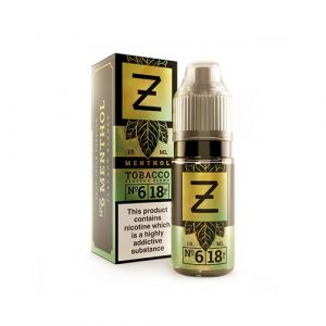 Menthol Tobacco 50/50 E-Liquid 10ml