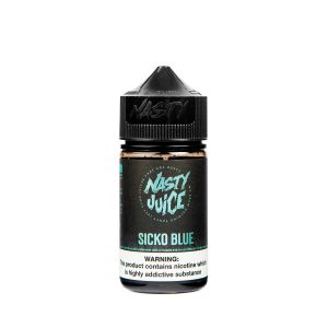 Nasty Berry Sicko Blue Short Fill E Liquid 50ml