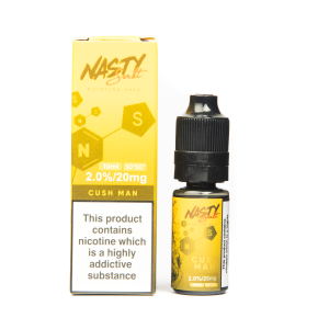 Cushman Nasty Salt E Liquid 10ml