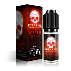 Wrath E-Liquid 10ml