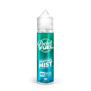 Menthol Mist Short Fill E-Liquid 50ml