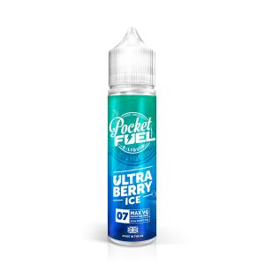 Ultra Berry Ice Short Fill E-Liquid