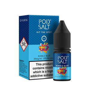 Fusion Bubble Blue Nic Salt E-Liquid