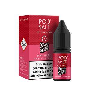 Fusion Pink Haze Nic Salt E-Liquid