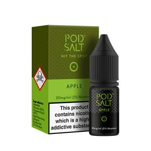 Apple Nic Salt E-Liquid