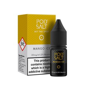 Mango Ice Nic Salt E-Liquid