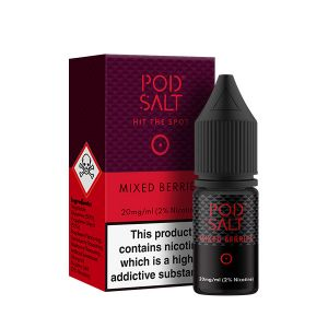 Mixed Berries Nic Salt E-Liquid