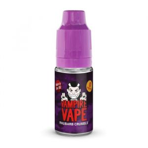 Rhubarb Crumble 10ml E-Liquid