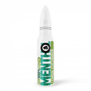 Lemon & Cucumber Menthol Shortfill E-Liquid