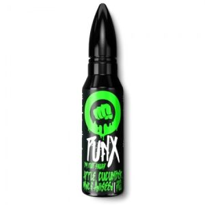 Punx Apple, Cucumber, Mint & Aniseed 50ml Shortfill E-Liquid