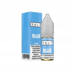 Blue Raspberry Nicotine Salt E-Liquid