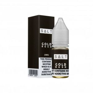 Gold Rush Nicotine Salt E-Liquid