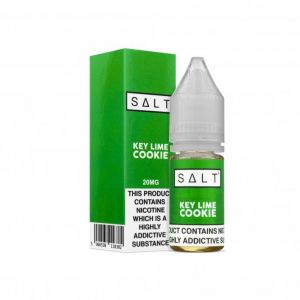 Key Lime Cookie Nicotine Salt E-Liquid