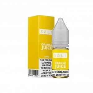 Orange Juice Nicotine Salt E-Liquid