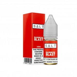 Rainbow Blast Nicotine Salt E-Liquid