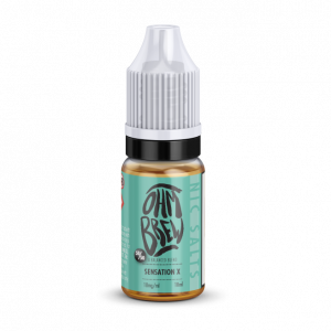 Sensation X 50/50 Nic Salt E-Liquid