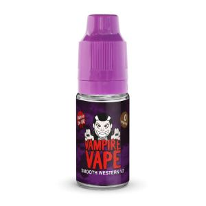 Smooth Western 50/50 E-Liquid