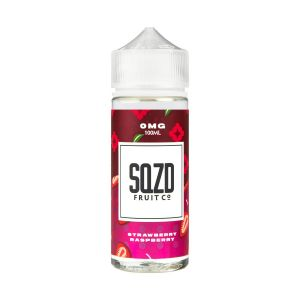 Strawberry Raspberry E Liquid Short Fill 100ml