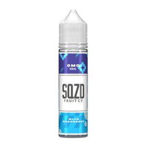 Blue Rapsberry Shortfill E-Liquid