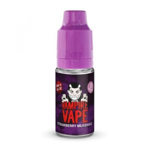 Strawberry Milkshake 10ml E-Liquid