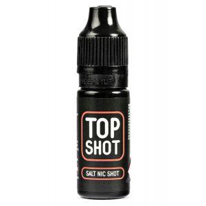 Top Shot 70vg Salt Nic Shot 20mg 10ml