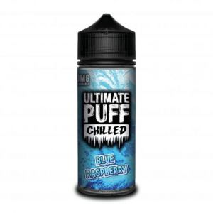 Chilled Blue Raspberry Shortfill 0mg 100ml