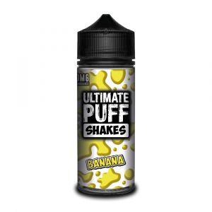 Shakes Banana Shortfill 0mg 100ml