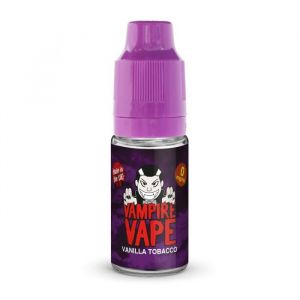 Vanilla Tobacco 10ml E-Liquid