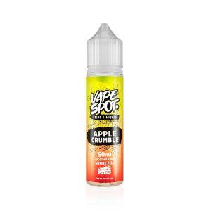 Apple Crumble Shortfill E-Liquid