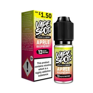 Raspberry & Apple E-Liquid 10ml