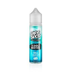 Cool Menthol Shortfill E-Liquid