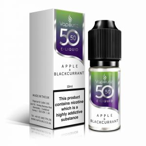 Apple & Blackcurrant 10ml 18mg
