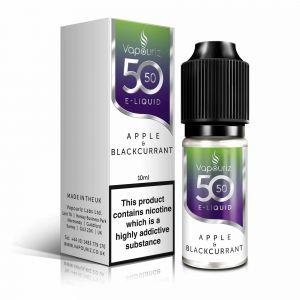Apple & Blackcurrant 10ml 18mg