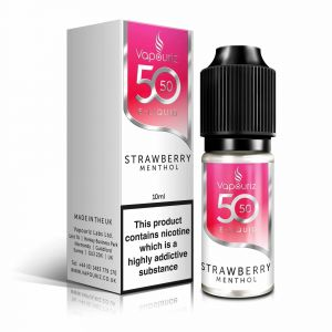 Strawberry Menthol 10ml