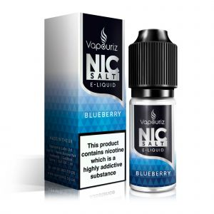 Blueberry Nic Salts E-Liquid