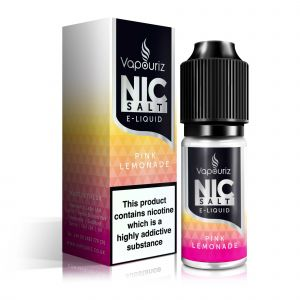 Pink Lemonade Nic Salts E-Liquid
