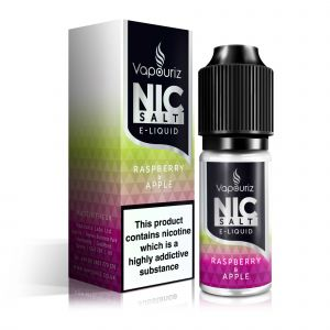Raspberry & Apple Nic Salts E-Liquid
