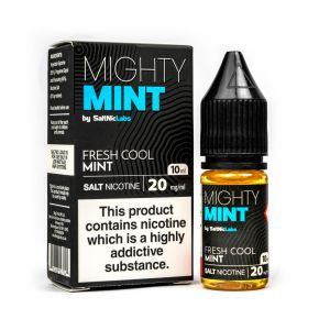 Mighty Mint Nic Salt E-Liquid