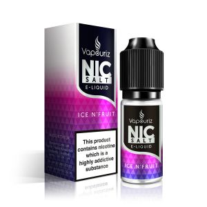 Ice N'Fruit Nic Salts E-Liquid
