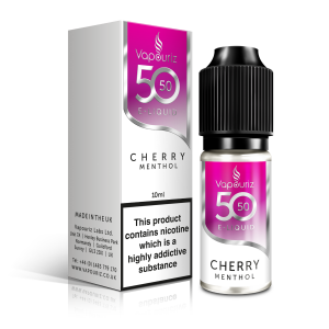 Cherry Menthol 10ml 18mg