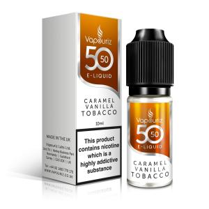 Caramel Vanilla Tobacco 10ml