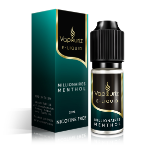 Millionaires Menthol E-Liquid 10ml