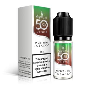 Menthol Tobacco 10ml 18mg