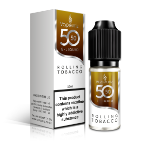 Rolling Tobacco 10ml 18mg