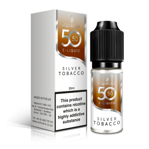 Silver Tobacco 10ml 18mg