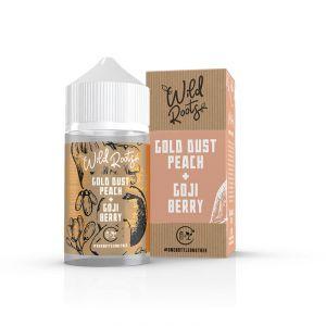 Gold Dust Peach & Goji Berry Shortfill