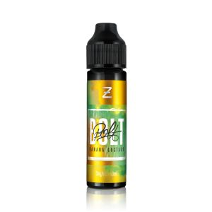 Bolt Banana Custard 50ml Shortfill E-Liquid