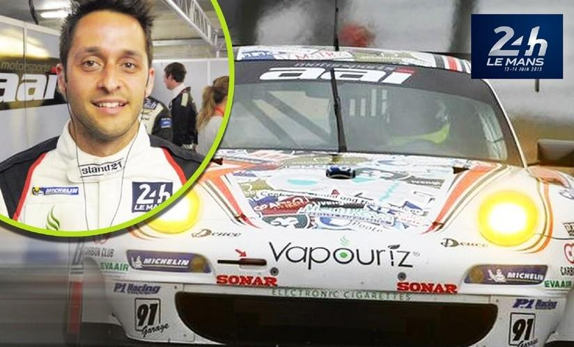An Exclusive Interview with Alex Kapadia, Le Mans 2015