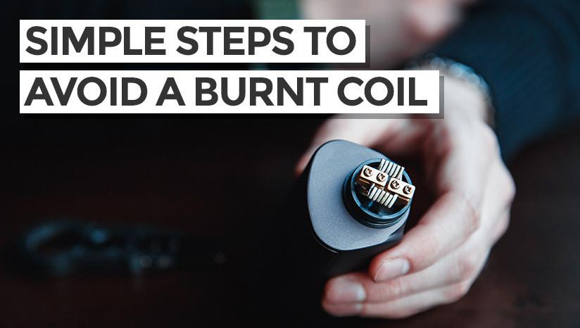 Simple steps to avoid a burnt coil